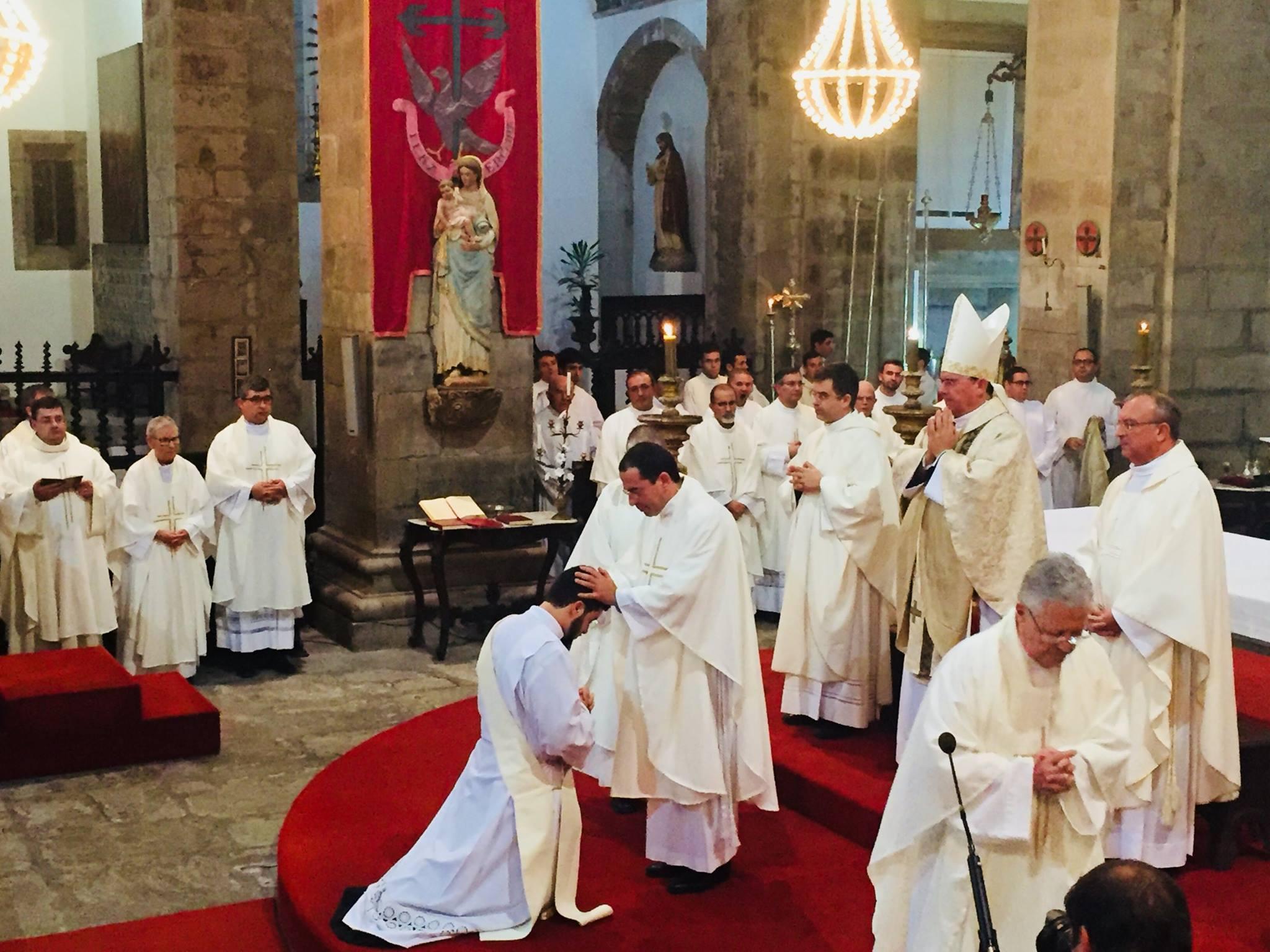 Ordenação Presbiteral do P. Nelson Pereira, 1 de Novembro de 2017