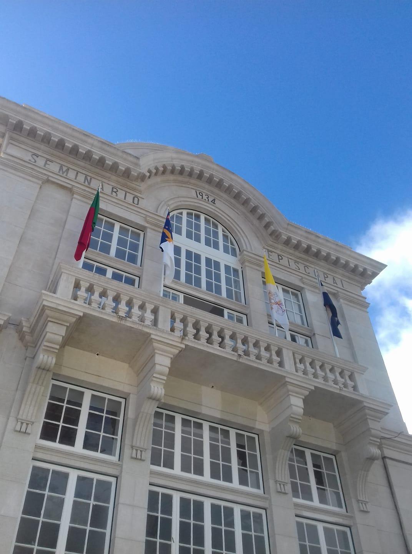 Seminário de Angra, 155º aniversário