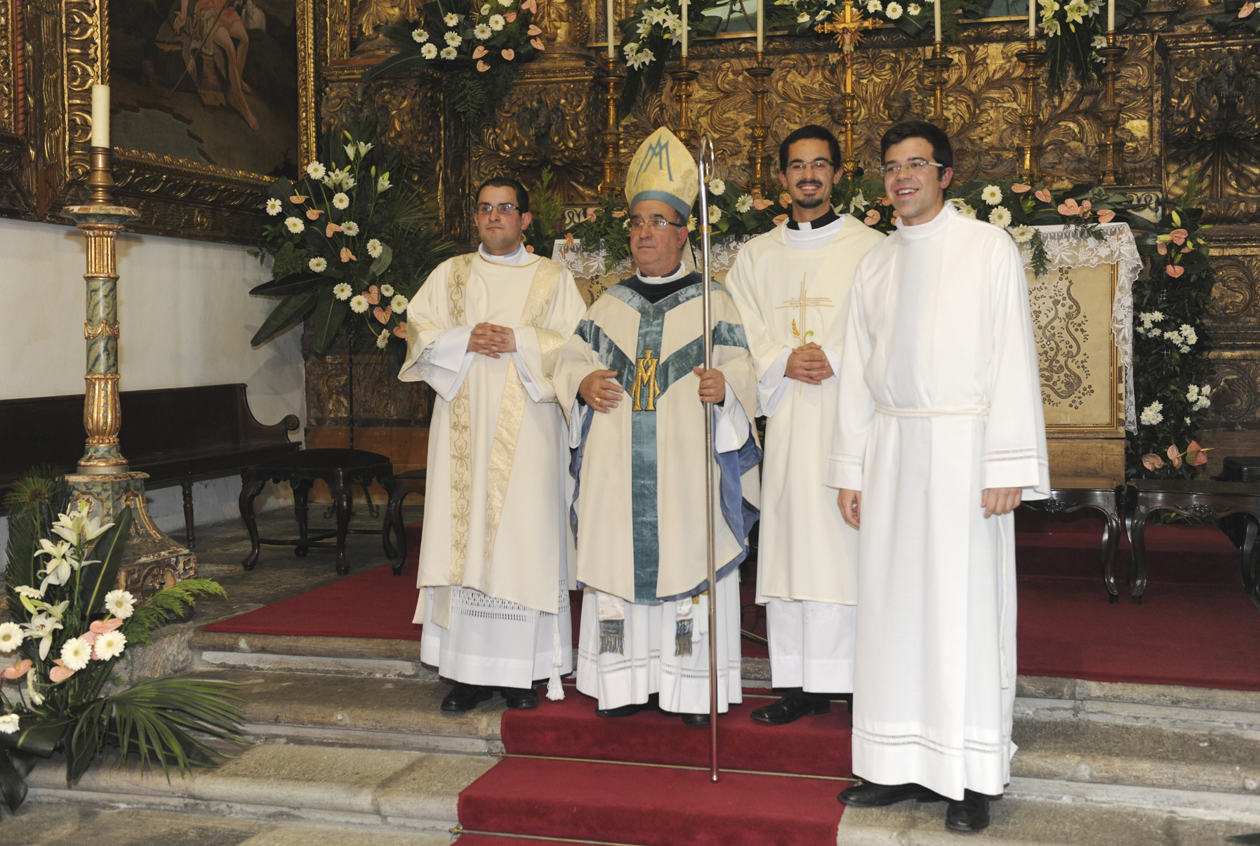Ordenações diaconais 8-12-2014