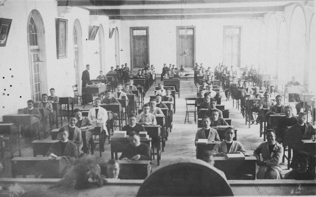 Seminário celebra 155 anos!