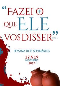 Cartaz Semana dos Seminários