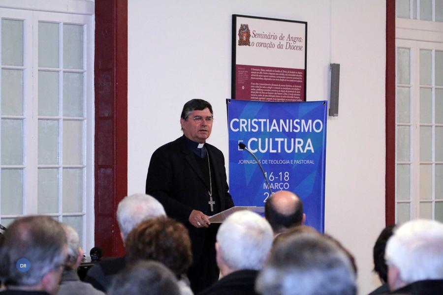 """Bispo de Angra lembra que a """"ruptura entre o Evangelho e a Cultura é o drama da nossa época"""""""