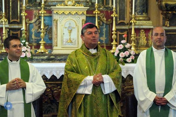 """Bispo de Angra """"inaugura"""" ano novo no Seminário exortando a que continue a ser """"a escola do Evangelho"""""""