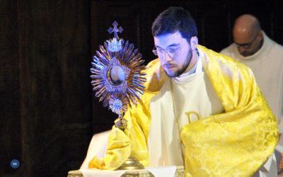 Vigilia de Oração marca arranque das celebrações de ordenação do diácono Nelson Perei
