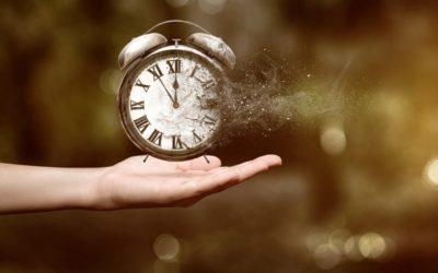 Este é o tempo…