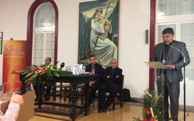 Bispo de Angra salienta importância do diálogo entre a cultura, a inteligência humana e a dimensão da fé