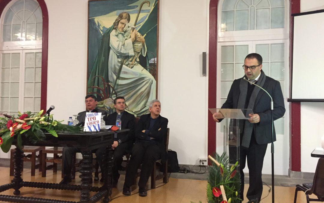 """Seminário lança revista cientifica """"Fórum Teológico XXI"""""""