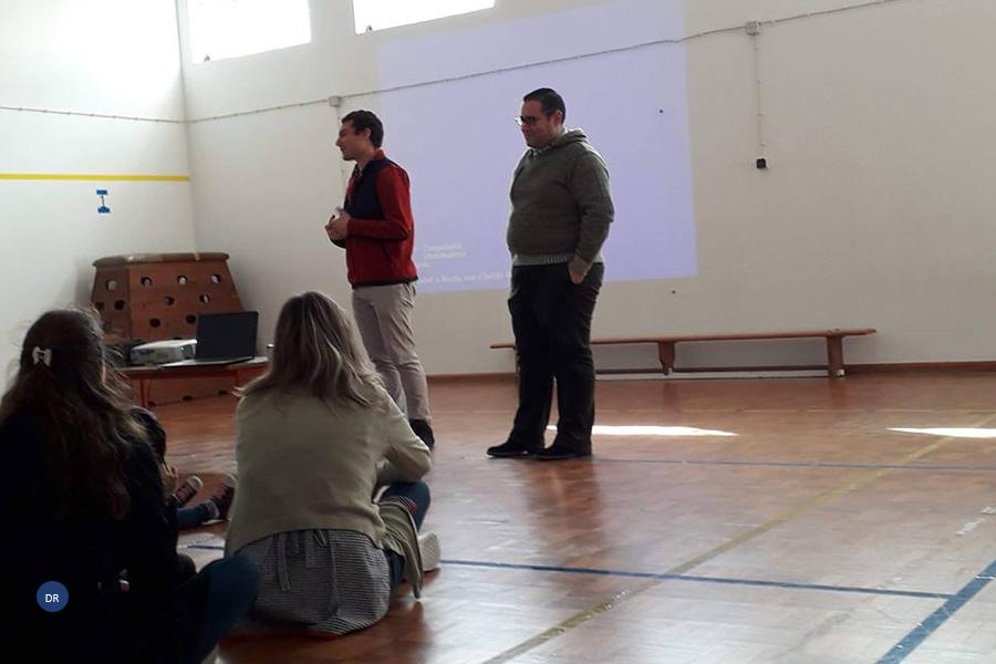 Ouvidoria da Graciosa recebeu seminaristas
