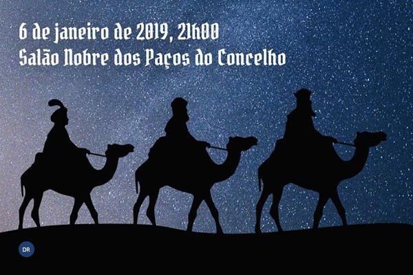 Coro do Seminário fez Concerto de Reis na Câmara de Angra