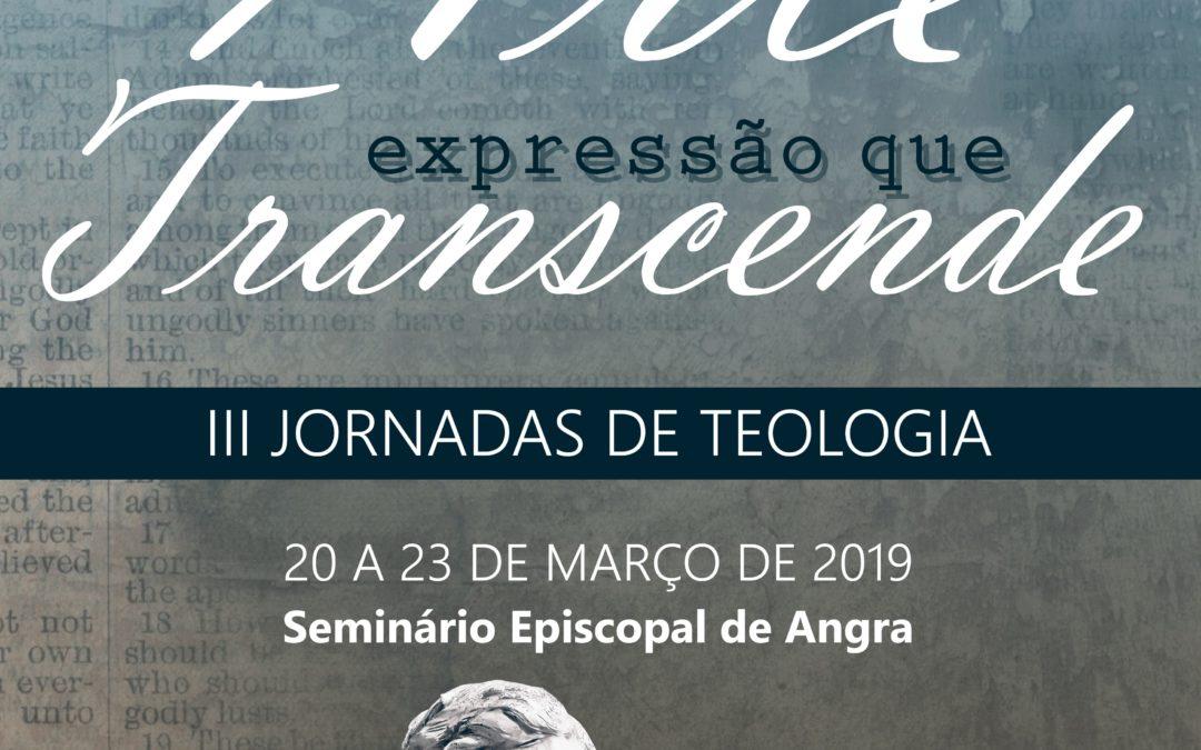 III Jornadas de Teologia
