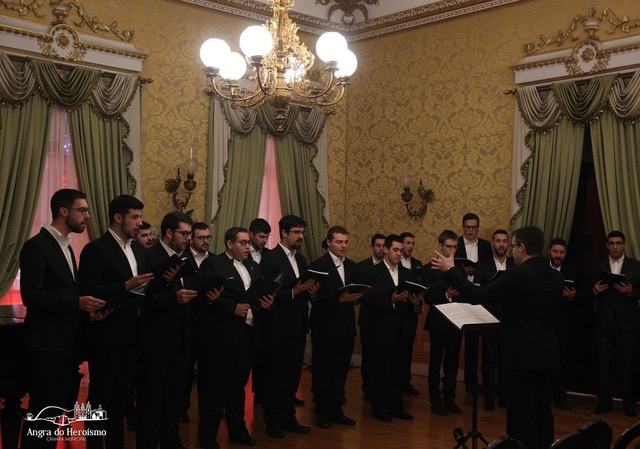 Coro do Seminário participa no XXXI Encontro de Coros da ilha Terceira