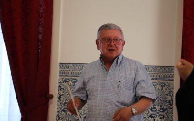 Homenagem ao  P. Cipriano Pacheco