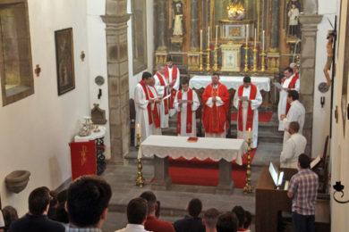 Angra: Bispo afirma que seminário «só se compreende como uma verdadeira família»