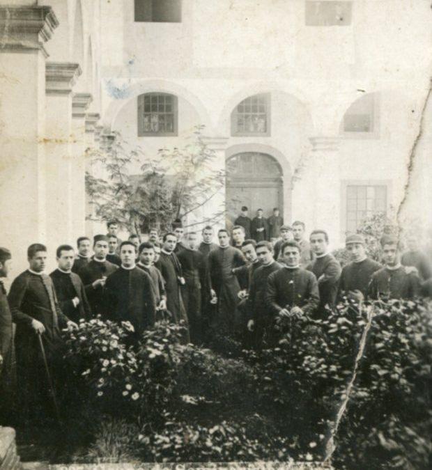Antes da Fundação