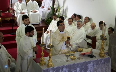 Assembleia Regional aprova voto de congratulação pela ordenação sacerdotal do Pe. Jacob Vasconcelos
