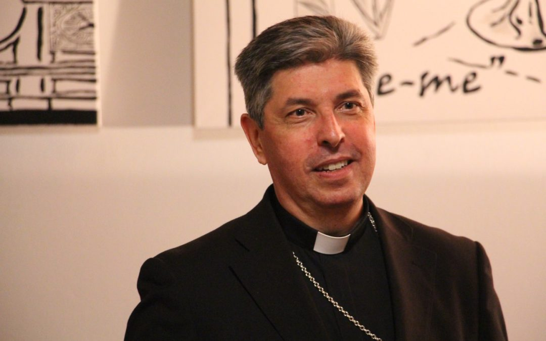 A palavra chave na igreja é servir, diz D. José Bettencourt