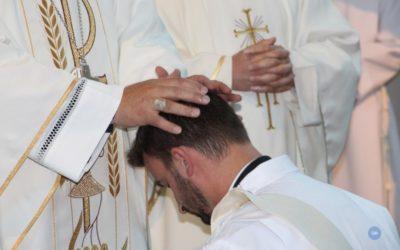 D. João Lavrador ordena novo sacerdote e pede-lhe disponibilidade total para a missão