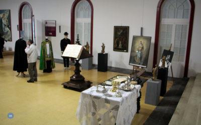 Mostra de Arte Sacra integra espaço das III Jornadas de Teologia dos Açores