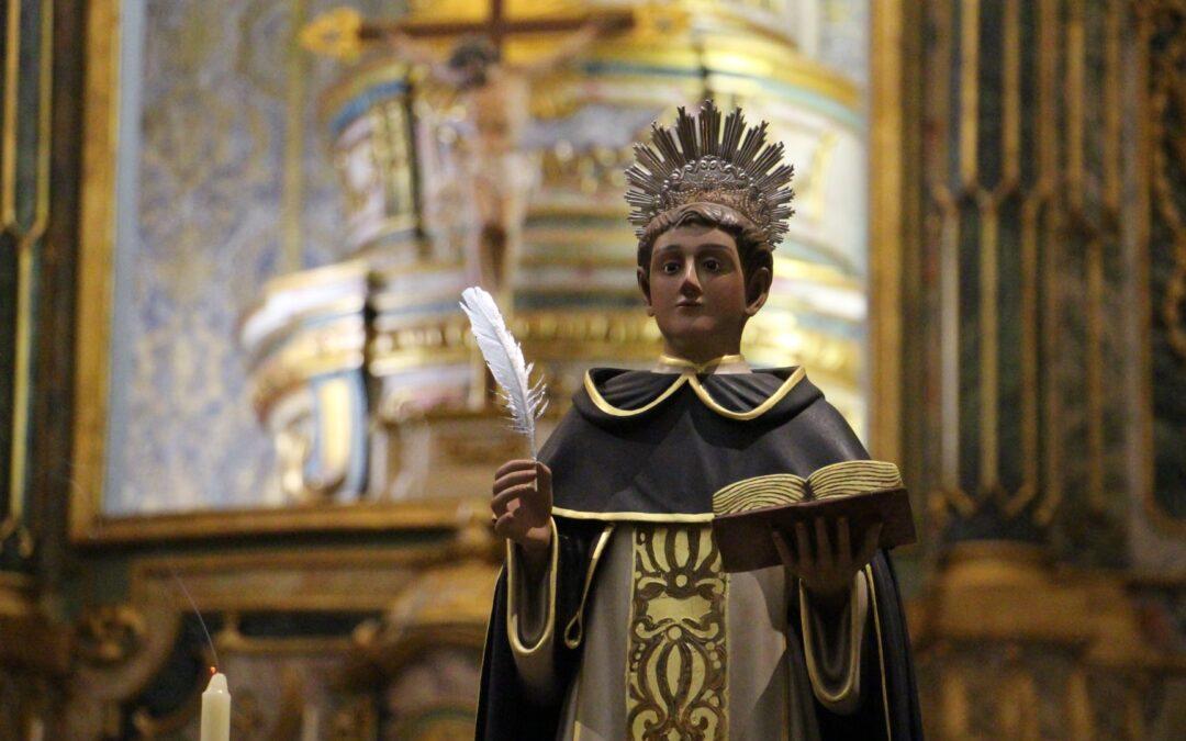 Festa de São Tomás de Aquino