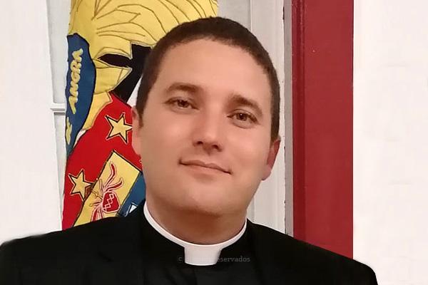 """""""Serei um padre de porta aberta"""", afirma Jorge Sousa"""